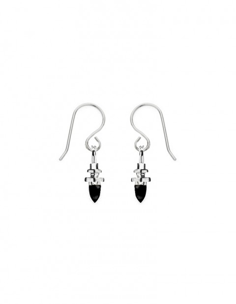 Mini totem earrings PW38-S/ON/S