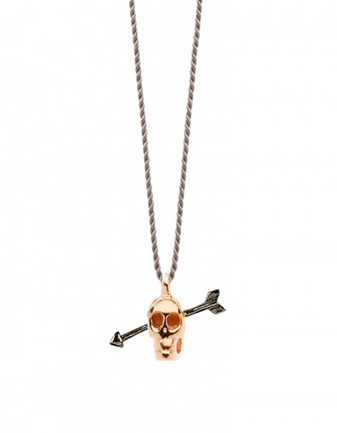 Skull Necklaces SS27/RG/T