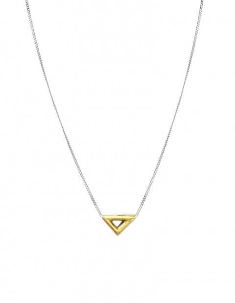 Innan necklace small TR05-GP/S