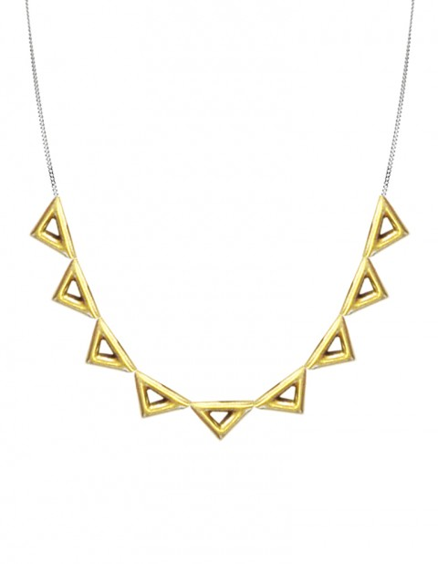 Tanok necklace TR11-GP/S