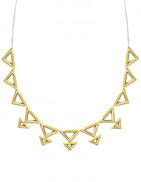 Anam necklace TR15-GP/S