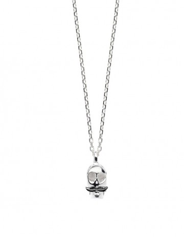 Skull Necklace SS26/S/S