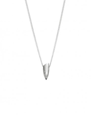 Tusk necklace - small TK01-S/S